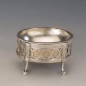 Antik ezüst fűszeres