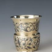 Antik orosz pohár
