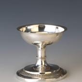 Ezüst antik bécsi fűszertartó